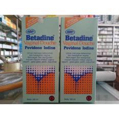 Beli Betadine Vaginal 100Ml Apicator Online Terpercaya