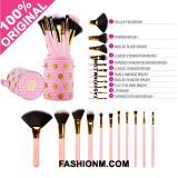 Beli Bh Cosmetics Dot Collection 11 Piece Brush Set Pink Yang Bagus