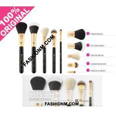 Beli Barang Bh Cosmetics Face Essential 5 Piece Brush Set Online