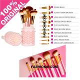Toko Bh Cosmetics Pink Perfection 10 Piece Brush Set Bh Cosmetics