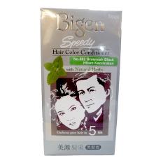 Harga Bigen Hair Color Conditioner Brownish Black 40Gr Pewarna Rambut Hitam Kecoklatan Bigen Ori