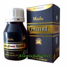 Bin Dawood Madu Gamat Gold Herbal Multi Khasiat 300Gr Original