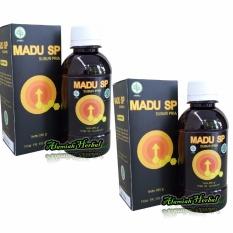 Harga Bin Dawood Madu Sp Madu Subur Pria Madu Penyubur Pria Paket 2Pcs New