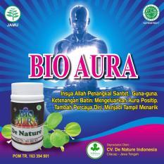 Bio Aura Kecantikan Wibawa Kharisma 2 Botol Asli