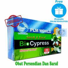 Beli Bio Cypress Obat Persendian Dan Saraf Herbal Pake Kartu Kredit