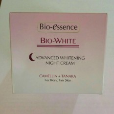 Beli Bio Essence Tanaka Whitening Dw Night Cream Murah