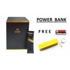 Toko Bio Gold Stemcell Jaminan 100 Asli 30 Sachet Online Terpercaya