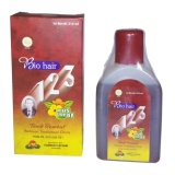Promo Bio Hair 123 Tonic Rambut Plus Floral 210Ml Merah Murah