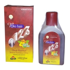 Beli Bio Hair 123 Tonic Rambut Plus Floral 210Ml Merah Bio Hair Murah