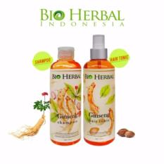 Jual Beli Bio Herbal Paket Shampoo Hair Tonic