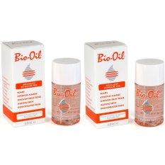 Bio Oil 60ml - 2 Pcs