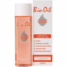 Bio Oil Original - Penghilang Bekas Luka & Strechmark - 125ml
