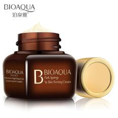Bioaqua Anti Puffiness Dark Circle Anti Aging Moisturizing Eye Cream Advanced Night Repair Eye Cream 20Ml Murah