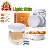 Beli Bioaqua Bb Cream Air Cushion Original Free Refill Bioaqua泊泉雅 Online