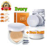 Harga Bioaqua Bb Cream Air Cushion Original Free Refill Baru