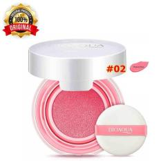Harga Bioaqua Blush On Cushion Smooth Muscle Flawless Perona Pipi Original