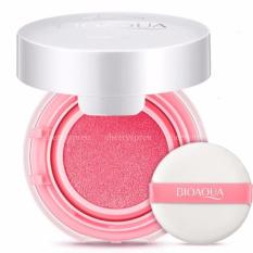 Beli Bioaqua Blush On Cushion Smooth Perona Pipi Warna Lembut Dan Lebih Merata Peach Pink Cicilan