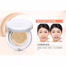 Promo Bioaqua Brightening Liquid Bb Air Cushion Makeup Light Skin 15G