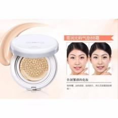 Jual Bioaqua Brightening Liquid Bb Air Cushion Makeup Natural 15G Satu Set