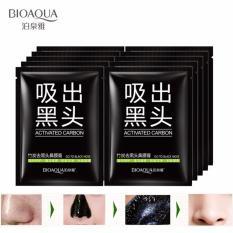 Bioaqua Carbon Masker Penghilang Komedo - 10 Pcs