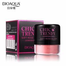 Cara Beli Bioaqua Chic Pink Blush On