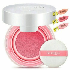Spesifikasi Bioaqua Cushion Blush On Light Pink Online