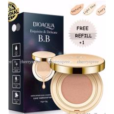Diskon Bioaqua Exquisite And Delicate Bb Cream Air Cushion Natural