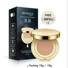 Beli Bioaqua Exquisite Delicated Refill Bb Cushion Original 100 Baru