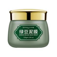 Jual Bioaqua Green Beans Mud Wrap Mask Masker Wajah Bioaqua