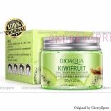 Harga Hemat Bioaqua Kiwi Fruit Snail Tender Sleeping Mask Masker Tidur Melembabkan Kulit Wajah 120Gr