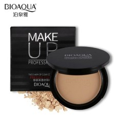 Toko Bioaqua Make Up Professional Pressed Powder Foundation Bedak Padat Natural Murah Jawa Barat