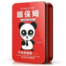 Beli Bioaqua Masker Mata Panda Red Rejuvenation Kemasan Kaleng Isi 1 Box Isi 10 Pcs Di Dki Jakarta