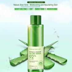 Jual Bioaqua Natural Face Toner Aloe Vera Moisturizer Skin Care 120Ml Bioaqua Grosir