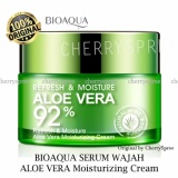 Jual Bioaqua Original Aloe Vera 92 Serum Wajah Essence Soothing Gel Serum Krim Wajah Original 100 50Gr