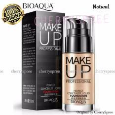 Bioaqua Original Professional Make Up Concealer Liquid Wajah Cantik Menawan - Natural