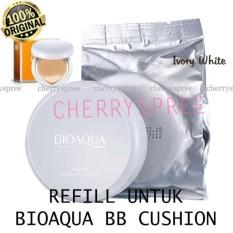 Bioaqua Refill Isi Untuk BB Cream Air Cushion Make Up Lebih Tahan Lama Merata - #2 Ivory