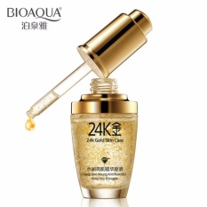 Bioaqua Serum Wajah 24k Gold Essence Serum - 30ml By Luckystore.