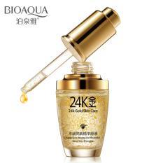 Spesifikasi Bioaqua Serum Wajah Emas 24K Gold 100 Original Dan Harga