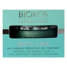 Beli Biokos Botu Like Anti Wrinkle Protective Day Treatment 25G Baru