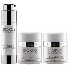 Jual Biokos Paket Derma Bright Moisturizer Branded