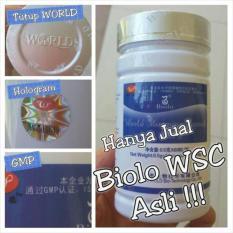 biolo wsc original (world slimming capsul) pelangsing badan