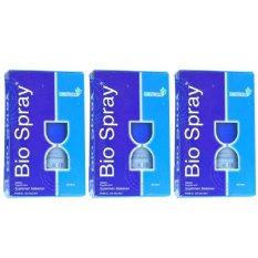 Harga Bionutric Bio Spray Reguler 60 Ml 3 Pcs New