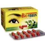 Promo Biovision 100 S Bio Vision Vitamin Mata Minus Suplemen Kesehatan Mata Ekstrak Bilberry Mencegah Katarak Glaukoma Mata Lelah Murah