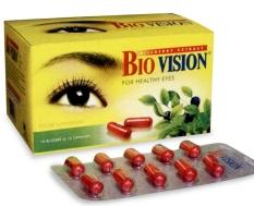 Review Terbaik Biovision Suplemen Kesehatan Mata Kotak 100 Kapsul