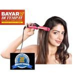 Jual Bisa Bayar Di Tempat Nova Pelurus Pengeriting Rambut Hair Straightener Pink Grosir