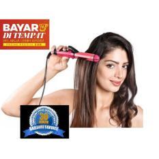 Spesifikasi Bisa Bayar Di Tempat Nova Pelurus Pengeriting Rambut Hair Straightener Pink Dan Harga