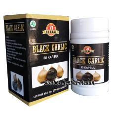 Black Garlic Herbal 21 isi 60 kapsul