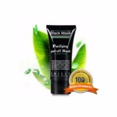 Review Black Mask Purifying Peel Off Mask Shills Masker Hitam Di Indonesia