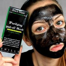 Black Mask Shills Masker Ampuh Angkat Komedo Original