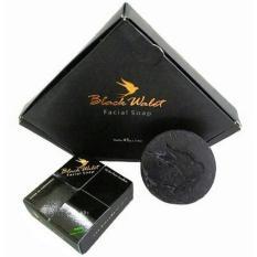 Harga 1 Paket Isi 3 Pcs Black Walet Sabun Pembersih Muka Alami Dan Spesifikasinya